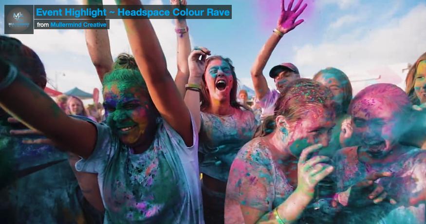 Headspace Colour Rave