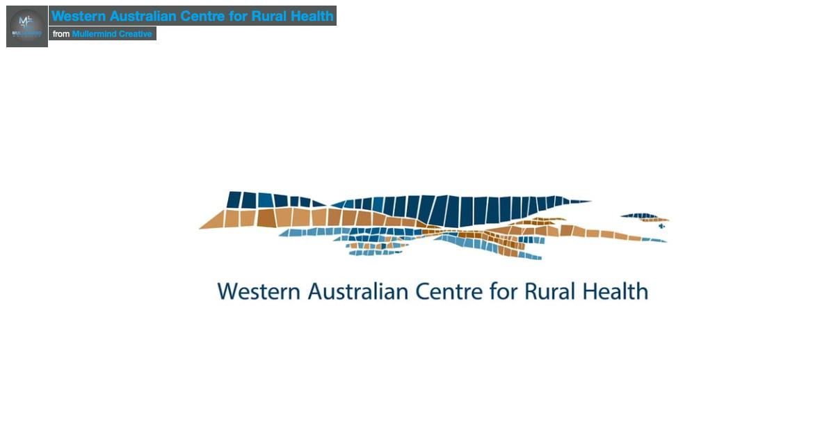 Western Australian Centre for Rural Health